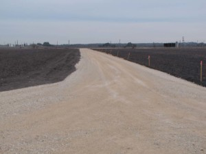 Guadalupe County Texas land improvements