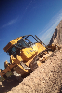 Tractor Land Clearing Graham Construction